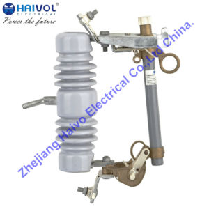 Outdoor Expulsion Drop-out Type Distribution Fuse Cutout 15kv 100A pictures & photos