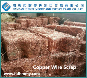 Copper Wire Scrap 99.9% Copper Products pictures & photos