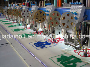 608 Chain Towel and Sequin Embroidery Machine pictures & photos