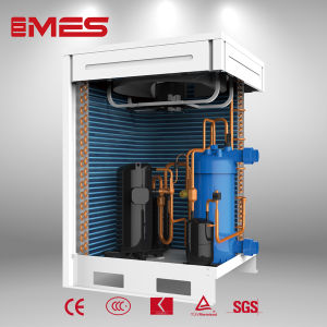 High Quality Swimming Pool Heat Pump 24kw pictures & photos