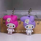 PVC Cartoon Animal Keychain for Promotion pictures & photos
