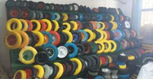 Pneumatic Rubber Wheel pictures & photos