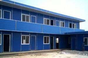African Quick Assembled Movable Prefabricated House/ Worker Dormitory/Accommodation pictures & photos