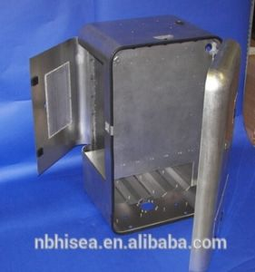 Semiconductor Stainless Steel Welded Large Enclosure pictures & photos
