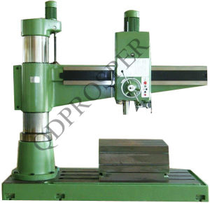 Radial Drilling Machine (ZQ30100*31) pictures & photos