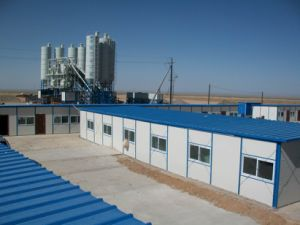 Prefabricated/Prefab/Modular House for Construction Site Office pictures & photos