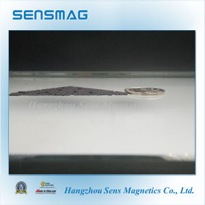 Permanent Ceramic Magnets Micro Ferrite Magnets pictures & photos