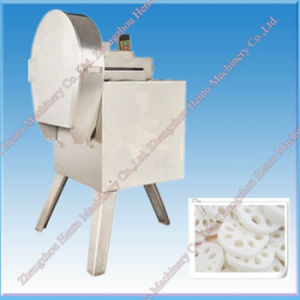 Lotus Root Cutting Machine / Vegetable Cutting Machine pictures & photos