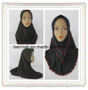 Fall Denim Muslim Hijab Scarf Shawl Scarf #131
