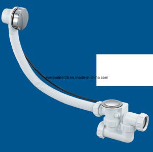 Bathtub Waste Valve, Bathtub Waste Drainer, Bath Drainer pictures & photos