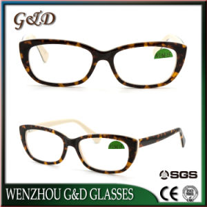 High Quality Popular Acetate Spectacle Frame Eyewear Eyeglass Optical Nc3415 pictures & photos