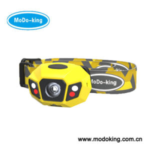 Rechargeable LED Headlamp for Climbing (MC-901)