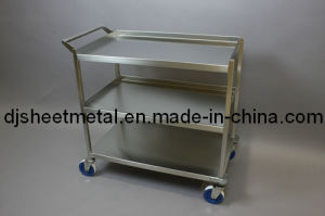 Stainless Steel Display Table for Hotel pictures & photos