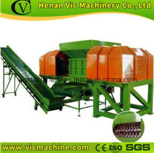Universal crusher and double shaft shredder pictures & photos