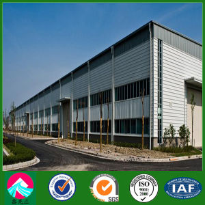 Prefabricated Steel Structure Building with Parapet Wall (XGZ-SSW 216) pictures & photos