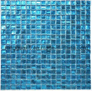 Glass Mosaic for Swimming Pool (DF35) pictures & photos