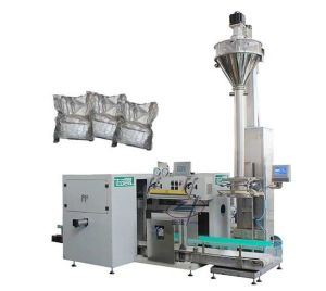 Semi-Automatic Filling and Vacuum Packing Machine pictures & photos