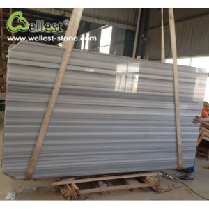 M837 Marmala White Marble Polished Slab and Tile pictures & photos