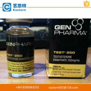 Custom Printing Hologram Self Adhesive 10ml Vial Labels for Anabolic Steroids pictures & photos