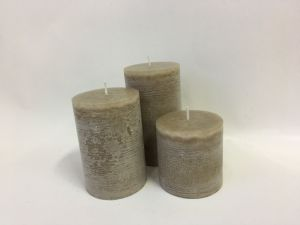 Pillar Candle with Various Size Available for Household pictures & photos