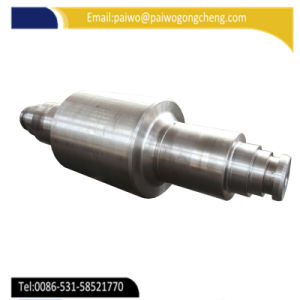 Hot Forging Quenching Tempering Hardening 1029 1045 4340 Spindle pictures & photos