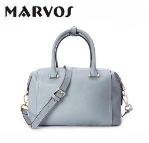 New Fashion Wholesale Ladies PU Leather Handbag /Hight Quality (MA#1614) pictures & photos