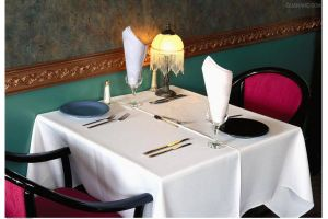 Jacquard Square Tablecloth Napkin Hotel Supplies Customized Special Napkin pictures & photos