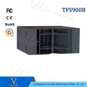 TFS900b Bass High Power Double 18′′ Woofer Subwoofer pictures & photos