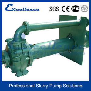China Vertical Slurry Sump Pump for Sale (EVHR-4RV)