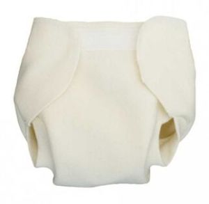 Slim Boiled Baby Wool Diaper Covers