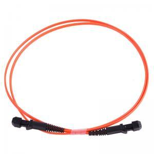 mm Sx MTRJ Fiber Optic Patch Cord pictures & photos