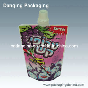 Packaging Bag with Spout for Juice (DQ0365) pictures & photos