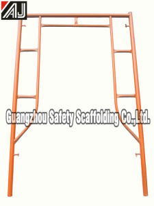 Guangzhou Manufacturer Steel Open End Frame Scaffolding pictures & photos