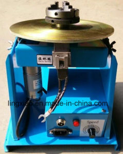Ce Certified Welding Turning Table HD-10 for Circular Welding pictures & photos