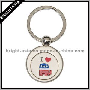 Customized High Quality Metal Key Chain for Fashion (BYH-101040) pictures & photos