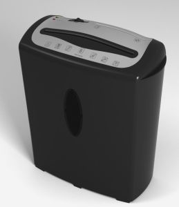 8 Sheets Paper Shredder With Shredding CD Function