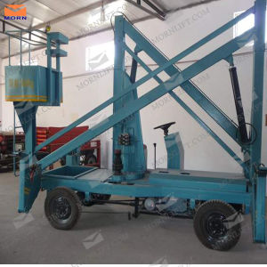 CE Approved Hydraulic Mobile Lift Platform pictures & photos