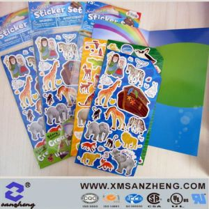 Kid′s Cartoon Animal Sticker (SZ3140) pictures & photos