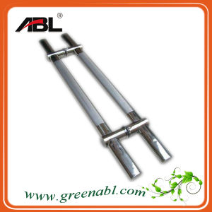 Ablinox Good Quality Stainless Steel Door Handle for Glass pictures & photos