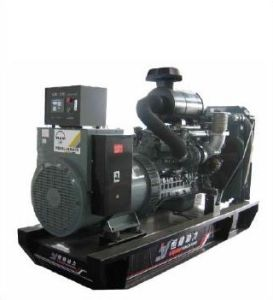 400kVA CE Man Diesel Generator Set with Marathon Alternator (HM400)