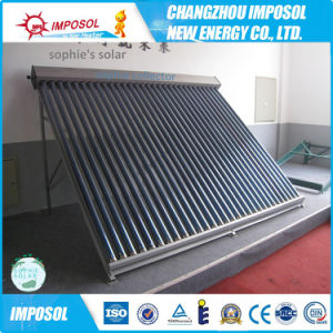 Imposol Non Pressure Solar Collector pictures & photos
