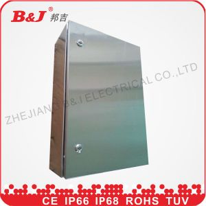 IP65 Wall Mounting Stainless Steel Enclosures pictures & photos