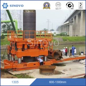 Hydraulic Underground Obstruction Piles Clearances Casing Machine pictures & photos