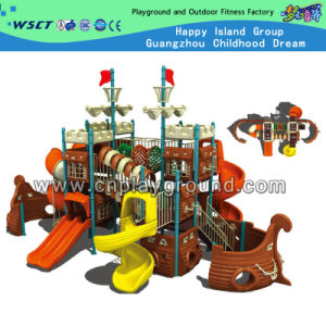 Large Outdoor Adventure Pirate Ship Playground Equipment (A-04901) pictures & photos
