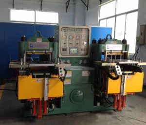 100ton Small Lab Test Rubber Hydraulic Press Machine (10H3) pictures & photos