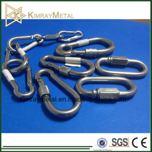 Galvanized / Stainless Steel Snap Hook with Screw Nut pictures & photos