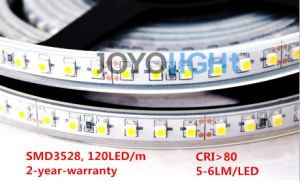 SMD Flexible LED Strip Lighting 3528-120LEDs/M
