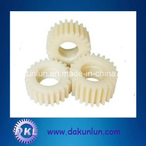 High Precision Custom White Plastic Gear
