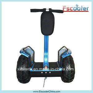 2015 Best Selling Electric Stand up Scooter, Stand up Adult Electric Scooter with Big Wheels pictures & photos