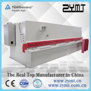 Hydraulic Shearing Machine QC12k 20*2500 Hydraulic Swing Beam Shear/ISO9001 Ce Certification Cutting Machine pictures & photos